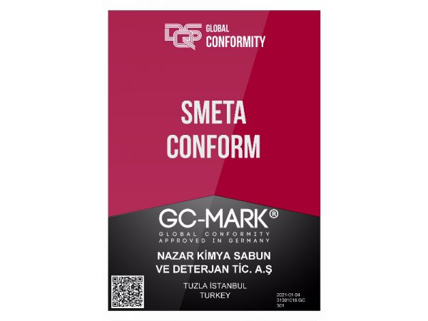 Smeta Conform - GC-MARK