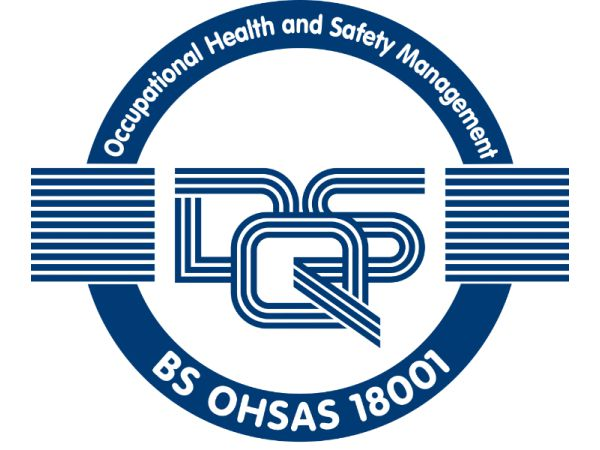 Bs Ohsas 18001 - Occupational Health And Safety Management